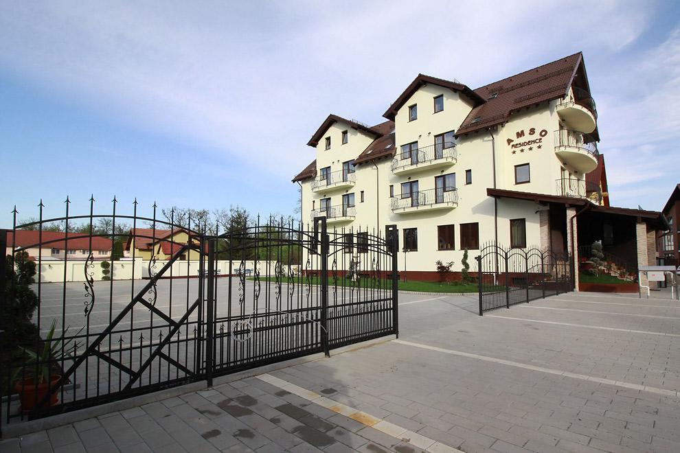 pensiune sibiu, Dumbrava Sibiului